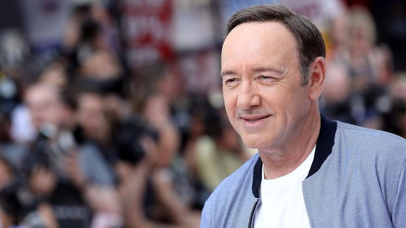 Kevin Spacey sul red carpet