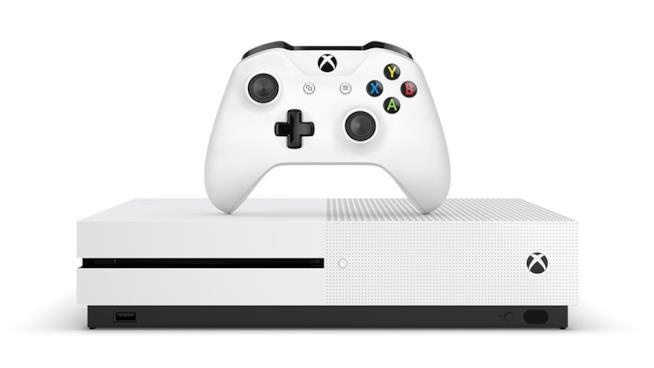 Il modello tradizionale di Xbox One S