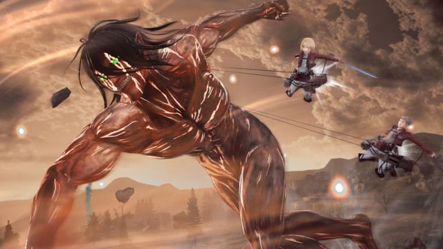 Attack on Titan 2 di Koei Tecmo per PS4, Xbox One, PC e Switch