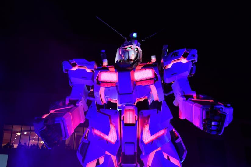 Il robot Gundam presto avrà una versione live-action
