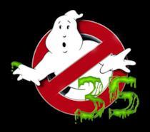 Il logo dei Ghostbusters per il loro 35esimo anniversario