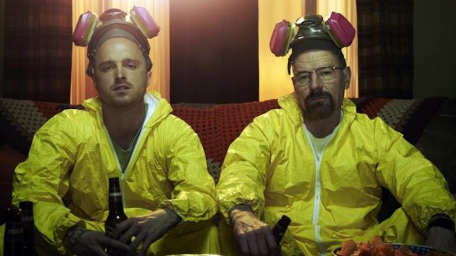 I protagonisti di Breaking Bad