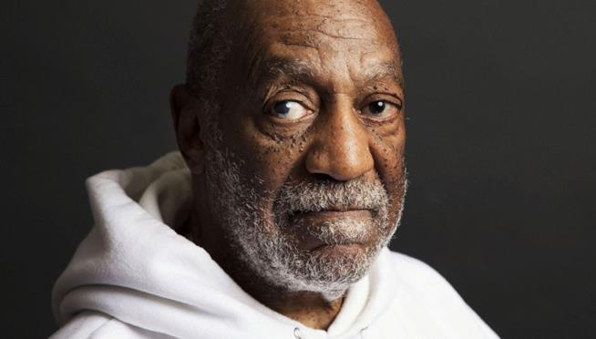Bill Cosby in una foto recente