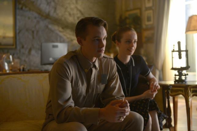 Wayward Pines: Jason e Carrie