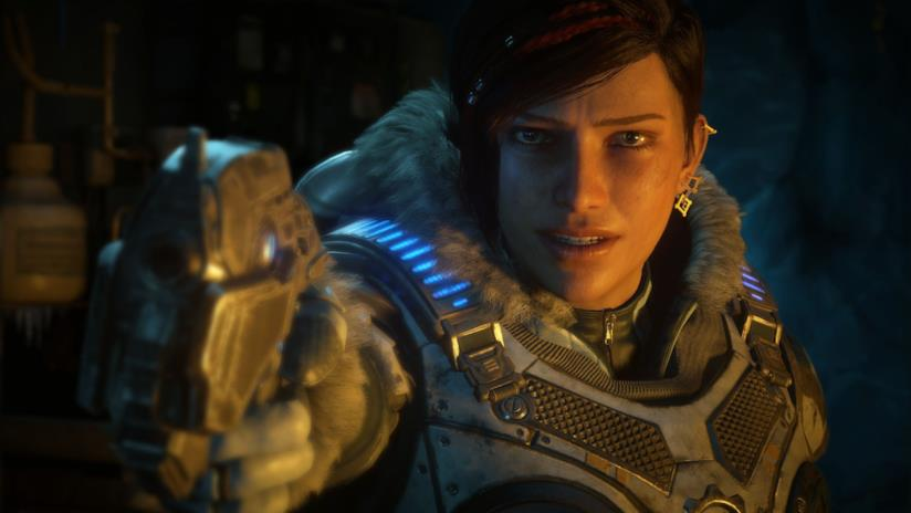 Kait Diaz è la protagonista di Gears 5