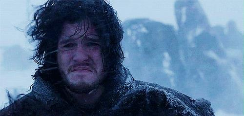 Jon Snow di Game of Thrones