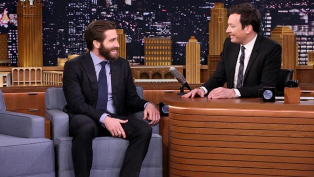 Jake Gyllenhaal ospite di Jimmy Fallon