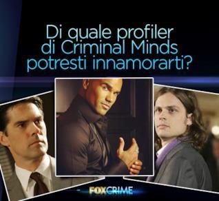 Di quale profiler di Criminal Minds potresti innamorarti?