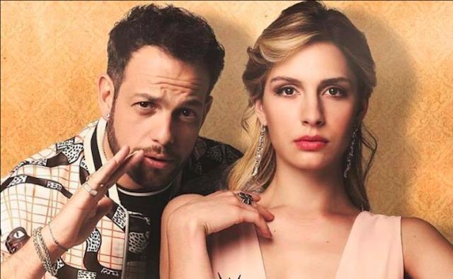Romolo + Giuly: Alessandro D'Ambrosi e Beatrice Arnera