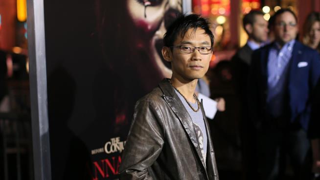 Il regista James Wan