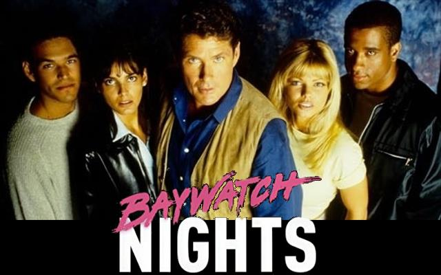 Baywatch Nights, sfortunato spin-off