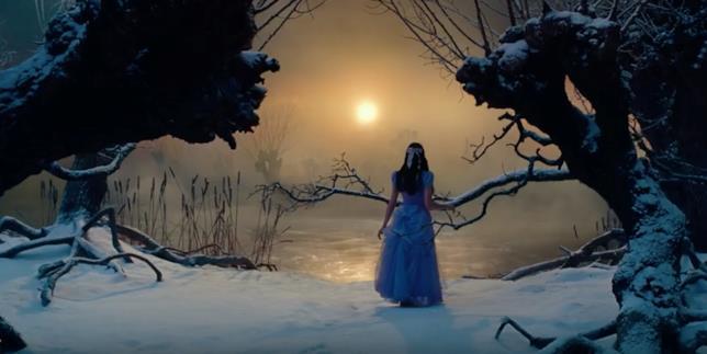 Clara nel regno incantato di The Nutcracker and the Four Realms