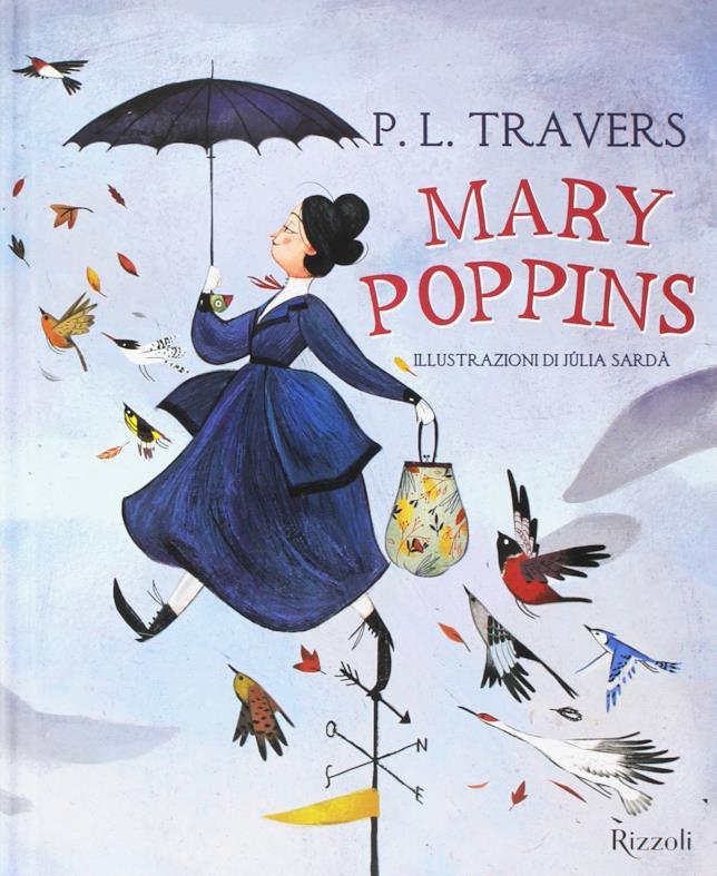 Mary poppins balla