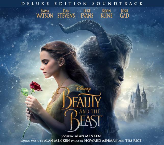 La colonna sonora originale di Beauty and the Beast