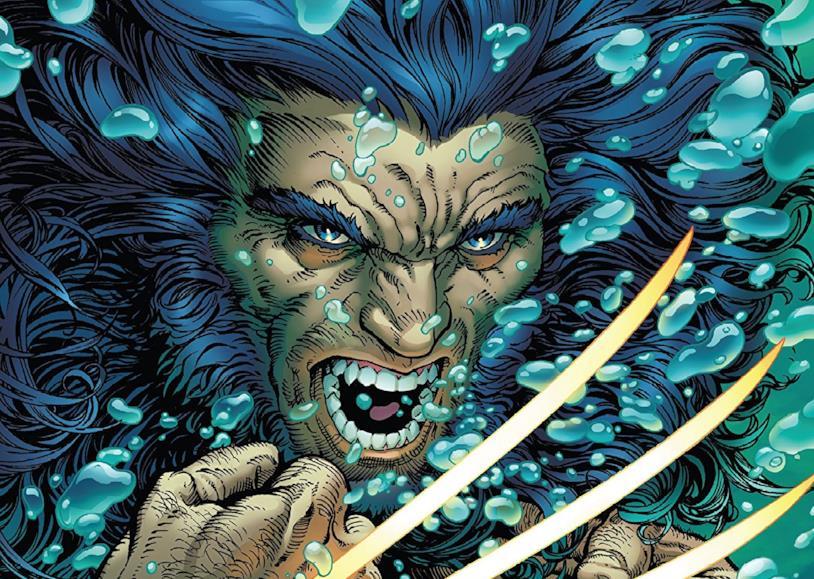 Dettaglio della cover di Return Of Wolverine #2