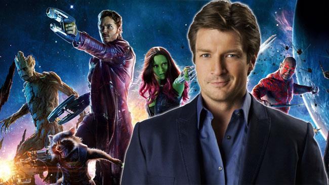 Nathan Fillion sarà in Guardiani della Galassia 2