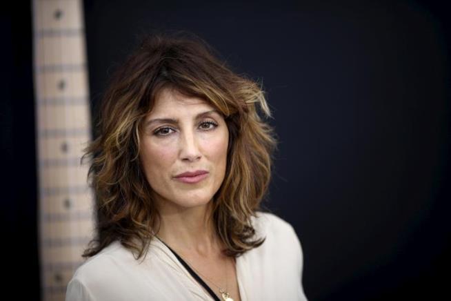 L'attrice Jennifer Esposito