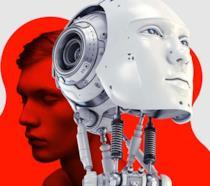 Banner della mostra Robot al MUDEC