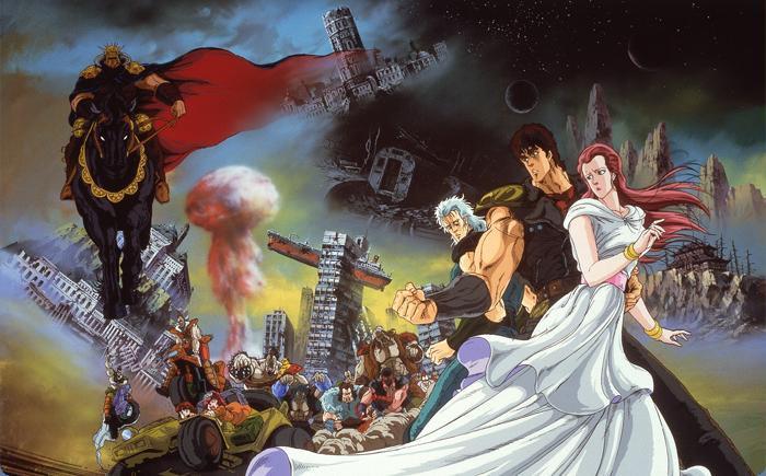 Ken il guerriero movie 1986