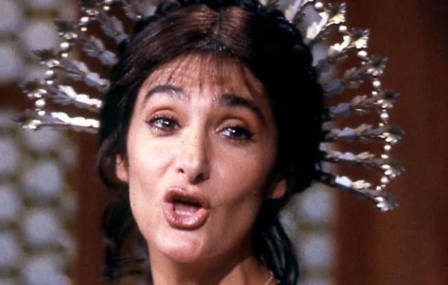 Anna Marchesini, comica, attrice, scrittrice italiana