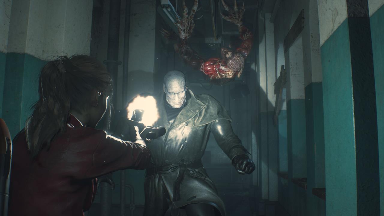 Resident Evil 2 Remake ci porterà di nuovo tra le strade di Raccoon City