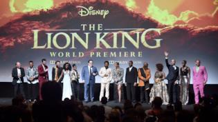 Il Re Leone: foto della première di Los Angeles
