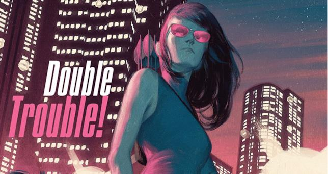 Kate Bishop nella copertina di Hawkeye: Kate Bishop Vol. 3: Family Reunion