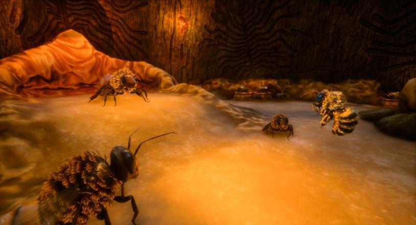 Bee Simulator, il gioco che ci trasforma in un'ape