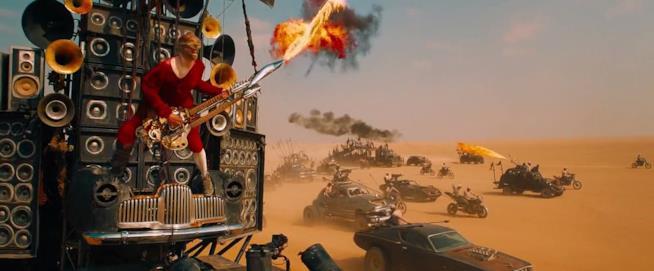 Mad Max: Fury Road, George Miller ha già scritto i copioni dei 2 sequel