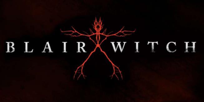 Il logo del film sulla strega di Blair
