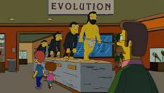 Lisa, che scimmietta!