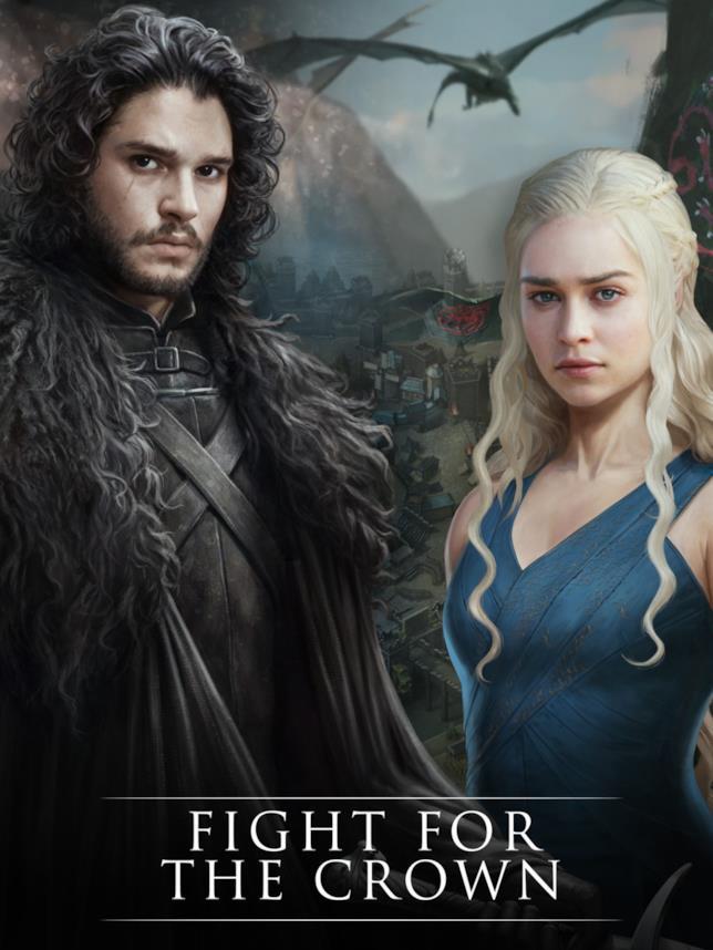 Game of Thrones: Conquest porta il Trono di Spade su smartphone