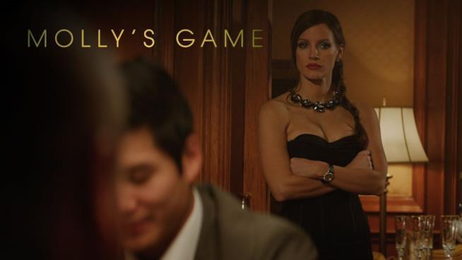 Il poker club di Molly Bloom in Molly's Game