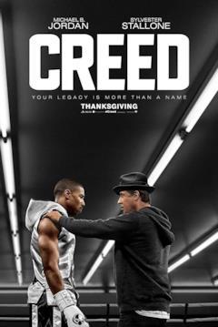 Rocky e Adonis discutono