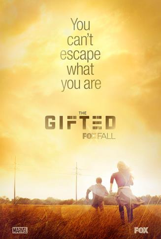 I protagonisti di The Gifted costretti alla fuga