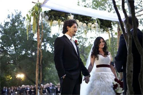 Il matrimonio di Shannen Doherty