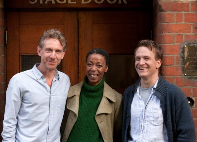 Il trio di Harry Potter da adulto per l'opera teatrale The Cursed Child