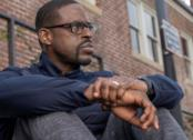 Sterling K. Brown in una scena di This Is Us 4