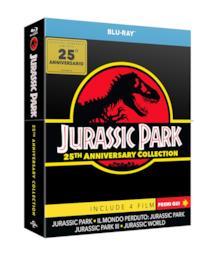 L'edizione limitata che celebra i 25 anni di Jurassic Park