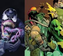 Venom e i Sinistri Sei