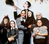 Il cast de La famiglia Addams