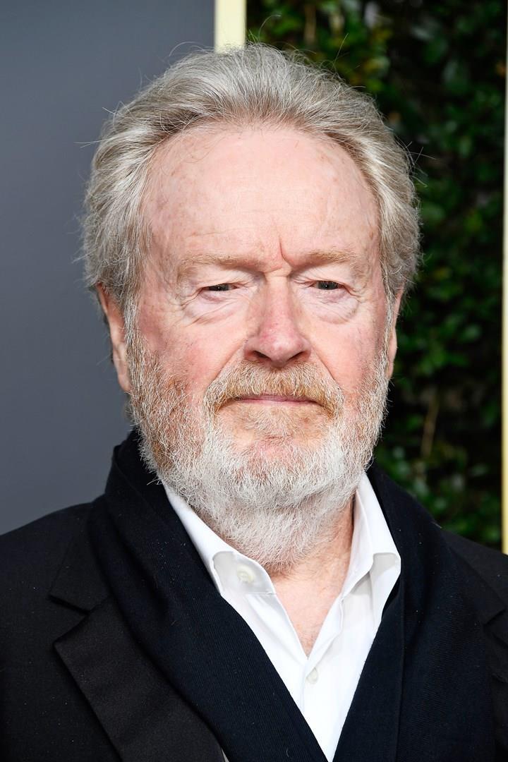 Ridley Scott, regista britannico