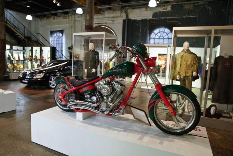 The Art of Divorce: moto, auto e abbigliameto sportivo tra i cimeli di Russell Crowe venduti all'asta