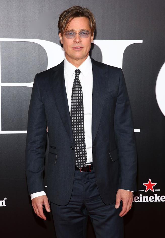 Brad Pitt, protagonista di World War Z