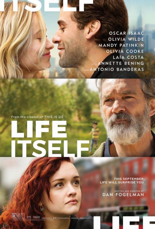 Il poster di Life Itself