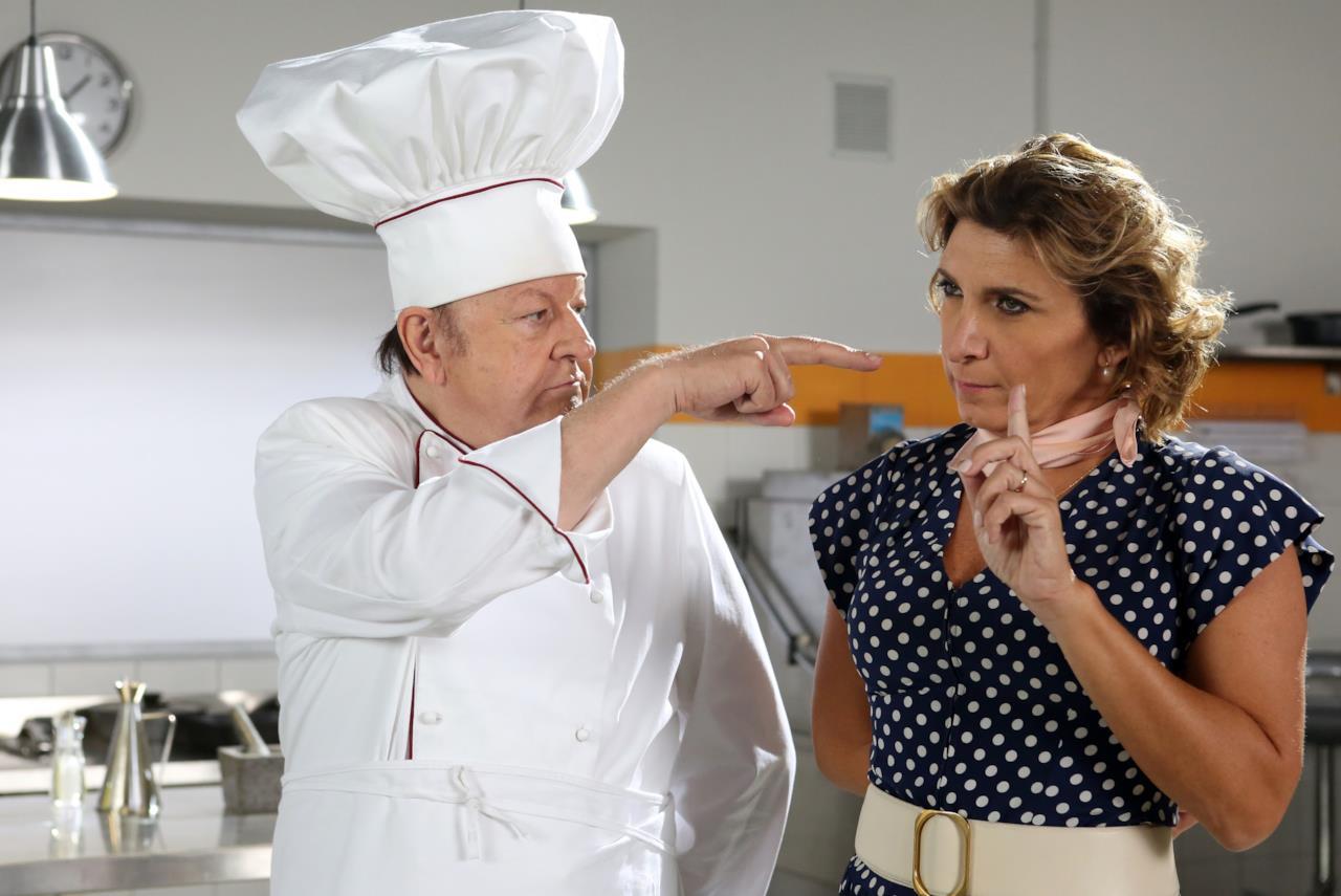Natale da Chef: il protagonista è Massimo Boldi