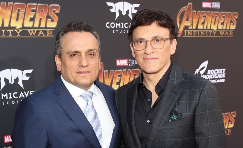 Joe e Anthony Russo alla premiere di Avengers: Infinity War