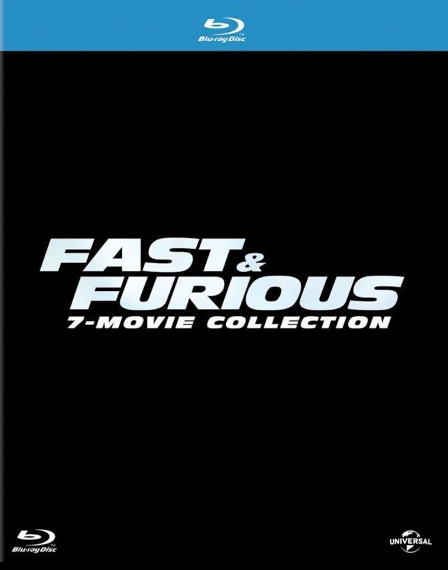 Cofanetto di Fast & Furious