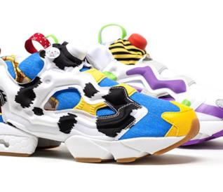 Le sneaker di Toy Story