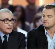 Martin Scorsese e Leonardo DiCaprio